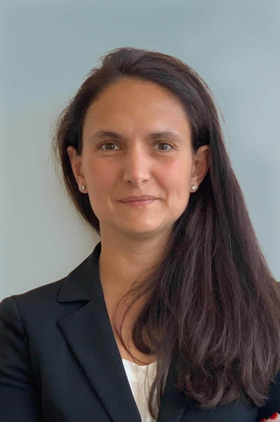 Alessandra Panella : Executive Coordinator