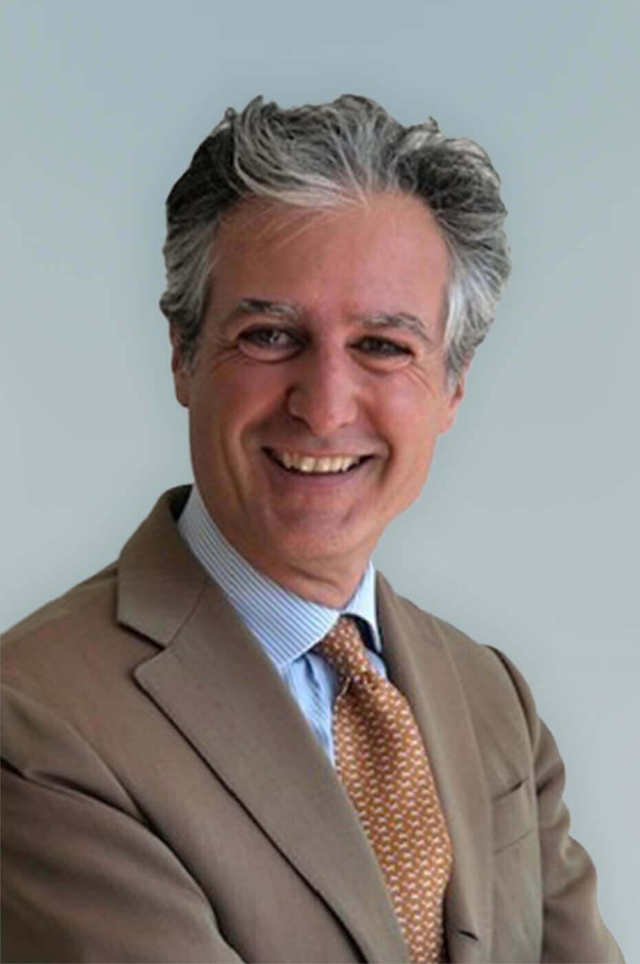 Stefano Valente : Gründer & Chairman